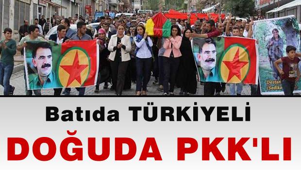 HDP'li vekil Tuba Hezer ter�ristin tabutunu ta��d�