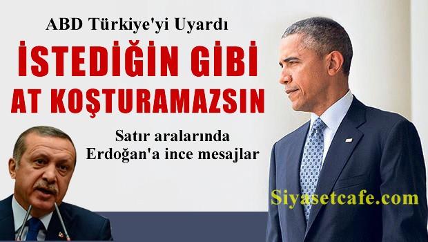 ABD Dışişlerinden Türkiye'ye yapılan uyarıların kodları