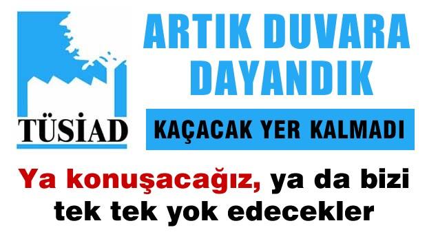 Kıdemli TÜSİAD Üyesi AKP'ye RESTİ ÇEKTİ