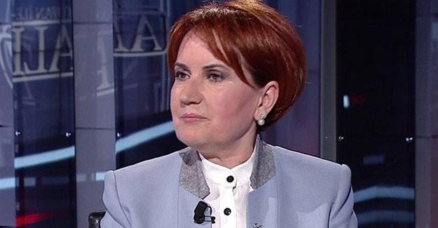 Meral Akşener'den Sözcü'ye jet yalanlama