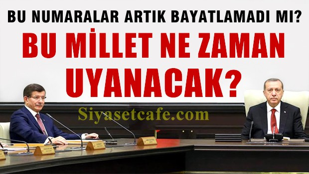 AKP'nin Terör Mitingine Sert Tepki