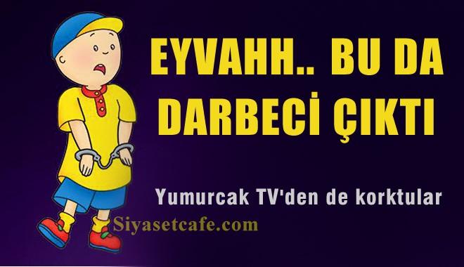 Davutoğlu'na Sordu: Yumurcak TV'nin Terör Faaliyetleri Neler?