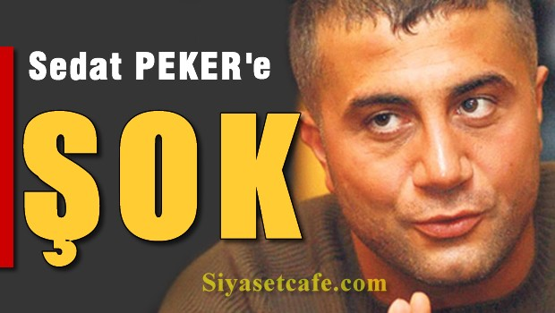 Sedat Peker'e o il'de mitingine izin yok