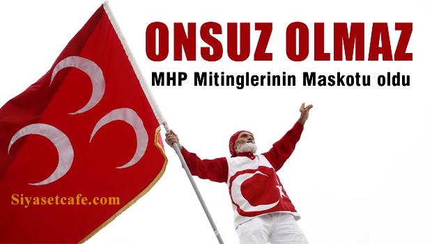 MHP'nin Yenikapı mitinginden görüntüler