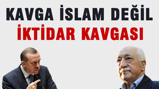 Kavga İslam Keğil, İktidar Kavgası