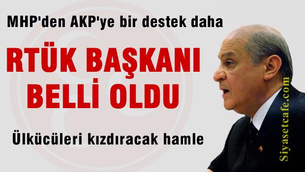 RT�K'te AKP-MHP �ttifak�