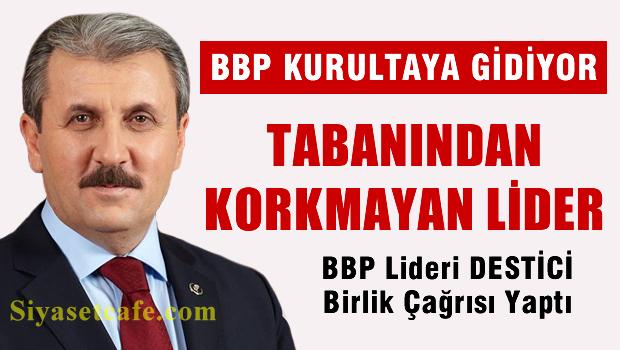 Mustafa Destici: