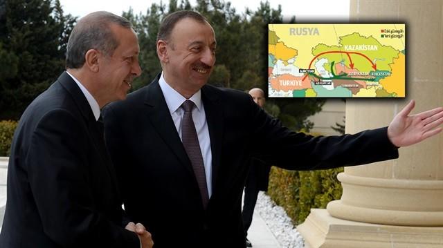 Azerbaycan'dan T�rkiye'ye Dev Destek