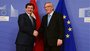 AB'den Türkiye'ye 5 Başlık İçin Özel Mektup