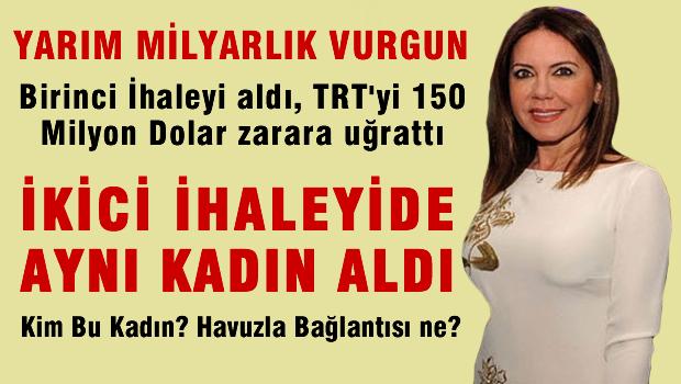 Birin ihalede TRT'yi zarara uğrattı, TRT'nin reklam ihalesini ikinci kez aldı