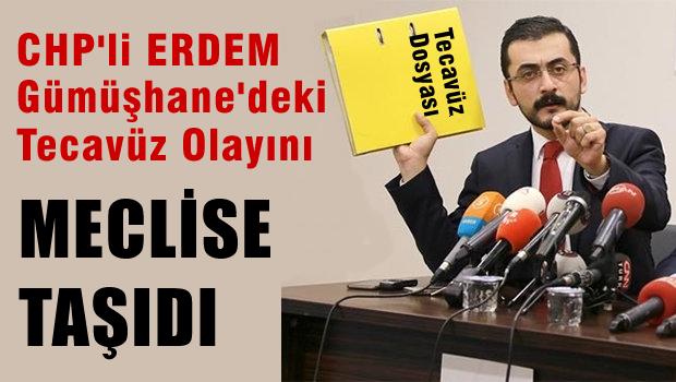CHP'li Eren Erdem: Başıma bir şey gelirse sorumlusu AKP