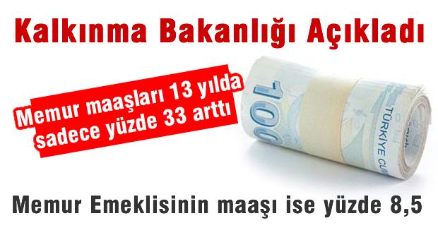 AKP döneminde emekliler yoksulluğa terk edildi
