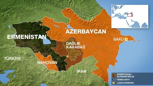 Ermenistan: Ateşkes sona erdi artık savaştayız