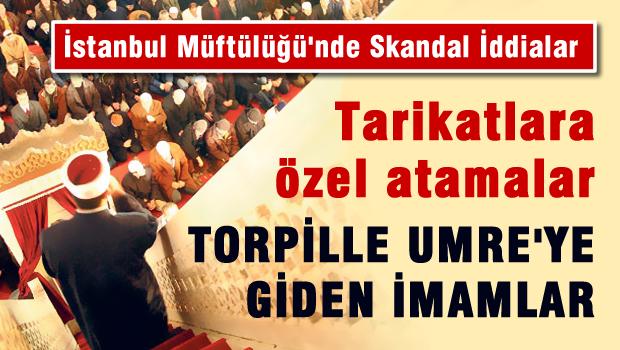 İstanbul Müftülüğü'nde skandal iddialar