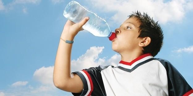 Bol su içmek performansı artırıyor