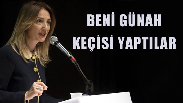 Kılıçdaroğlu'na yüklendi: Beni günah keçisi yaptı