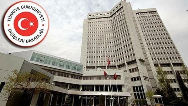 6 ülkenin büyükelçisi Dışişleri'ne çağrıldı