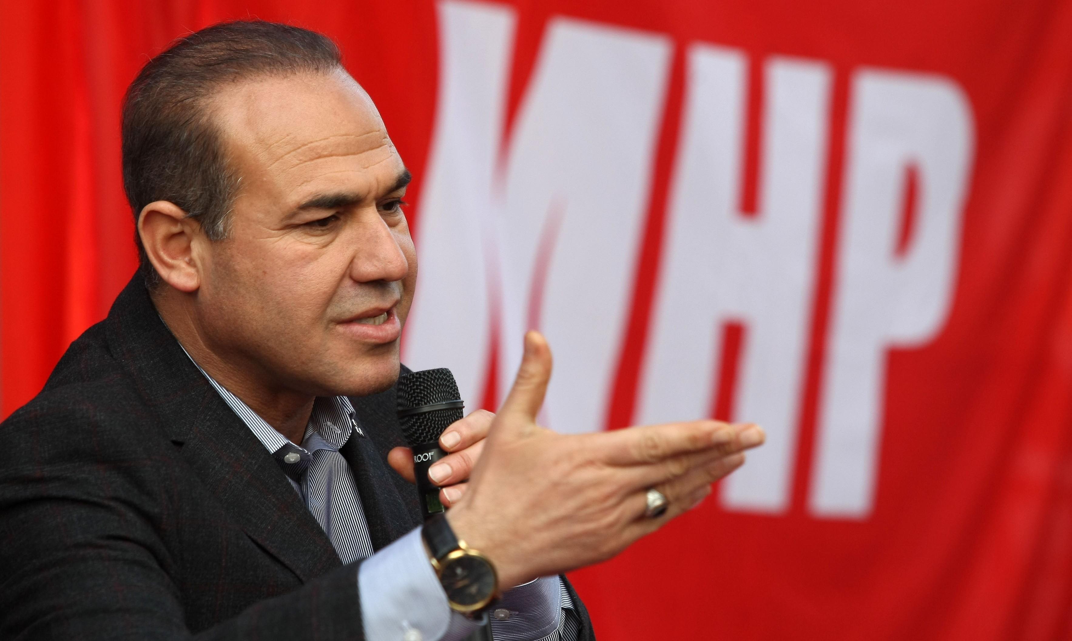 MHP Adana yolsuzlukla boğuşuyor