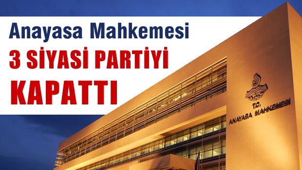 Anayasa Mahkemesi Havuz Medyasını YALANLADI