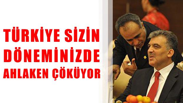 Ahmet Sever: İktidar sahiplerine sesleniyorum, Türkiye sizin döneminizde ahlaken çöküyor!