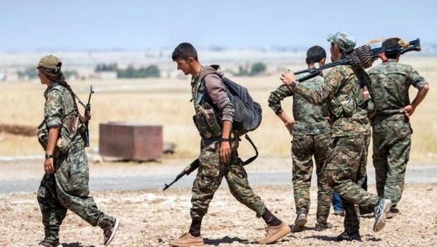 Kürtler 'Kuzey Suriye Federasyonu' kuruyor