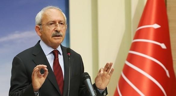 Kılıçdaroğlu: Şimdi tam zamanı