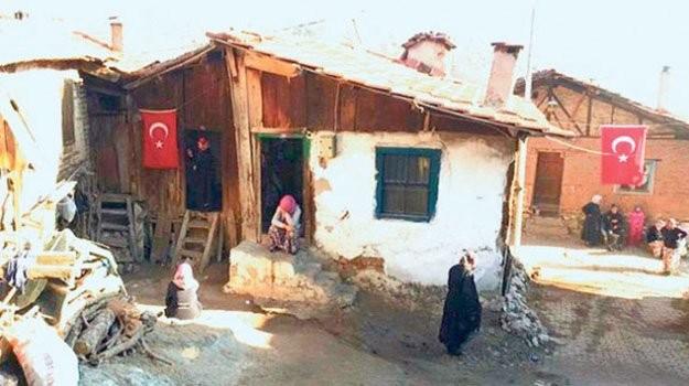 'TOKİ şehit ailelerine ev satıyor' isyanı