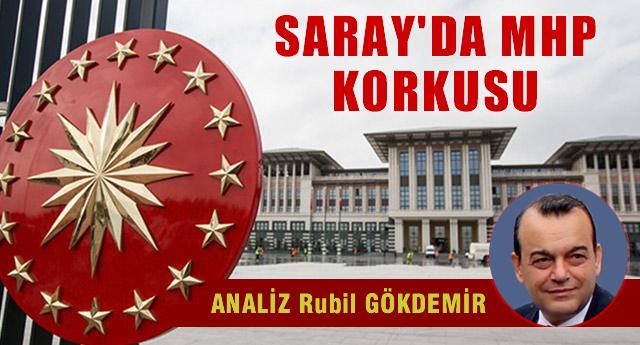 Saray'da MHP Korkusu..!