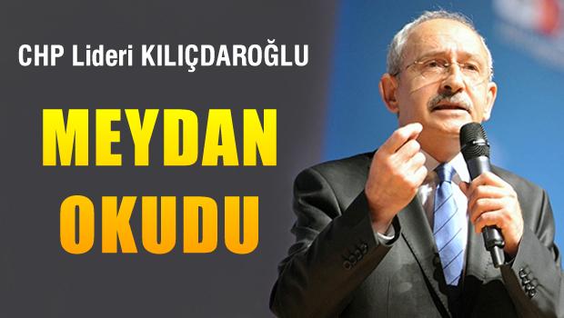 Kılıçdaroğlu: Siz kim oluyorsunuz da sizden korkacağız?