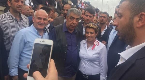 Haluk Kırcı da oradaydı