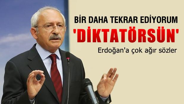 CHP lideri Kılıçdaroğlu konuştu