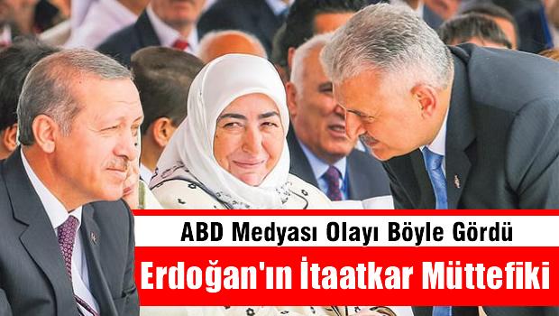 ABD medyasından Binali Yıldırım yorumu: Erdoğan'ın itaatkâr müttefiki olacak