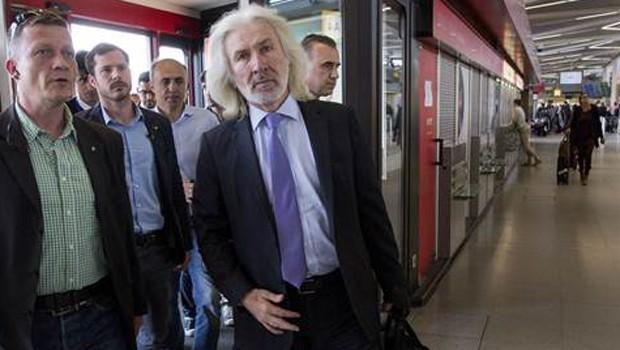 Türkiye'nin Berlin Büyükelçisi geri çağrıldı