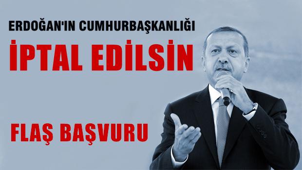 Eminağaoğlu suç duyurusunda bulundu: Diploması sahte, Cumhurbaşkanlığı iptal edilsin