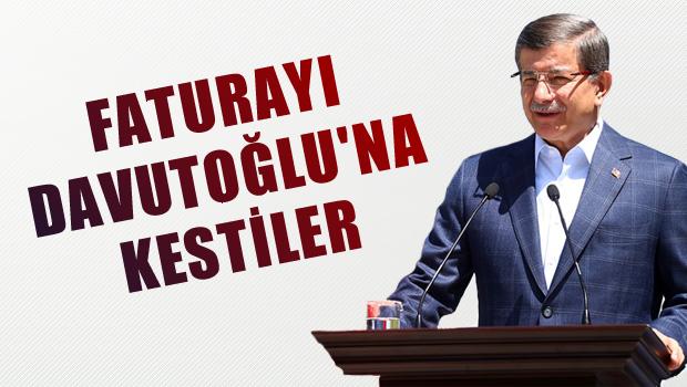 'Pelikan' ekibinden ikinci hamle: Fatura Davutoğlu'na