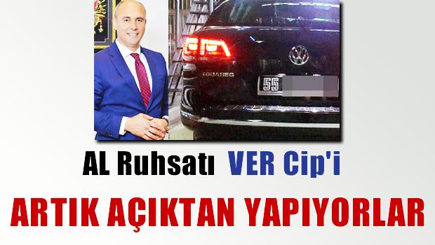 AKP'li Belediye'ye Verilen 500 Bin TL'lik Cip Hibesi İlçeyi Karıştırdı