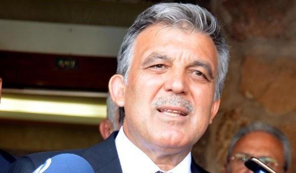 Abdullah Gül'e yeğen darbesi!