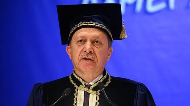 'Tayyip Erdoğan'ın diploması yoktur'