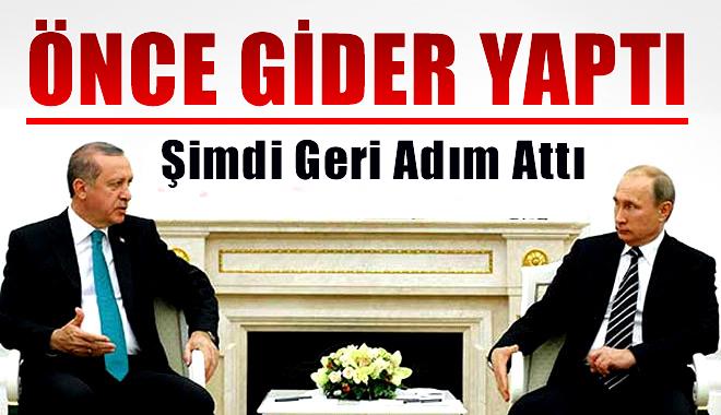 Erdoğan'dan Putin'e özel mektup
