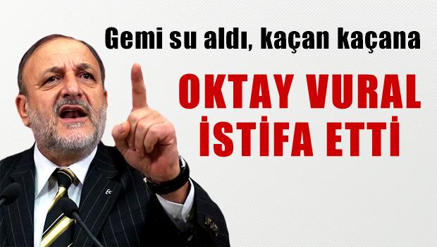 Oktay Vural, MHP Grup Başkanvekilliği görevinden istifa etti
