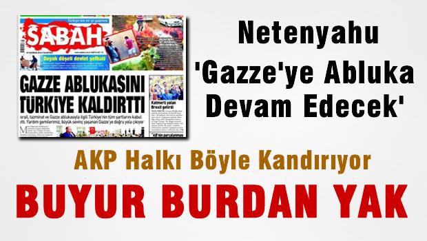 Havuz Medyası Gazze Konusunda AKP'lileri İşte Böyle Kekliyor