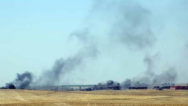 Musul'da 2 köy IŞİD'den alındı…
