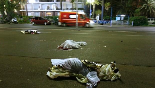 Saldırıda ölen Türk yok