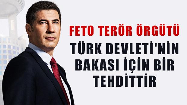 Sinan Oğan: 'Bu Örgüt Türk Devletinin Bekası İçin Tehdittir'