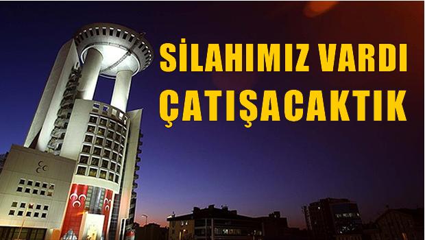 Darbe girişimi gecesi MHP Genel Merkezi'nde neler yaşandı?