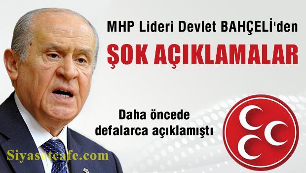 Bahçeli: Türkiye bir terör kampanyasıyla karşı karşıyadır