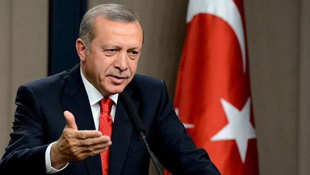 Erdoğan'dan AB'ye vize resti