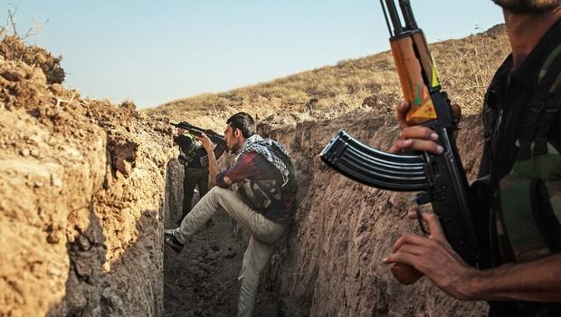 Esad ile YPG anla�t�