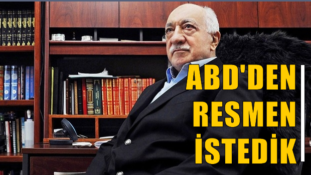 ABD: Türkiye Gülen'in iadesini resmen istedi