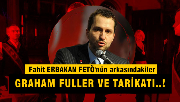 Fatih Erbakan: FET�'n�n Moon Tarikat�yla ili�kisi var